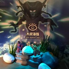 Bund Sightseeing Tunnel AR Experience Hall User Photo