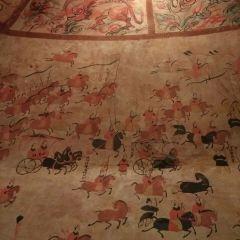和林格爾土城子古墓壁畫用戶圖片