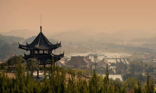 웨이산 풍경명승지