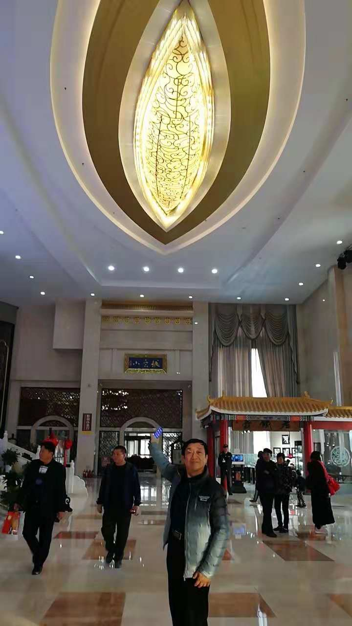 Dingtao Sports Center Square (East Gate)
