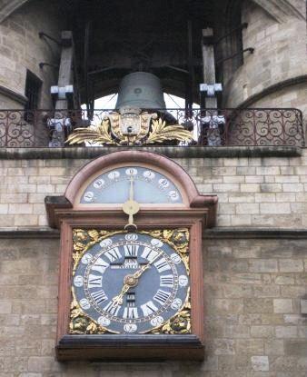波爾多大鐘門