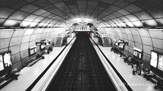 Metro Bilbao (Los Fosteritos)