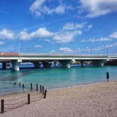 波之上ビーチのユーザー投稿写真