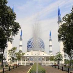Sultan Salahuddin Abdul Aziz Shah Mosque User Photo