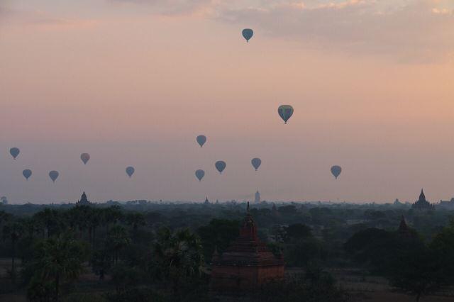 Shwe-Nan-Yin-Taw Monastery Complex