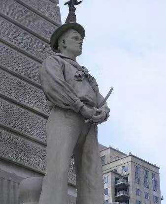 士兵與水手紀念碑