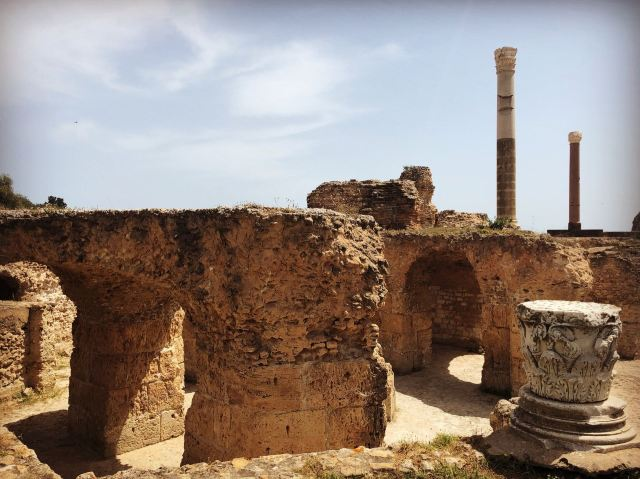 迦太基古城遺址