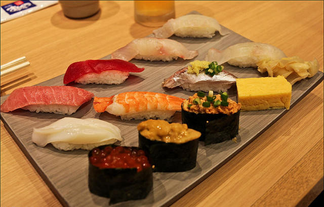 A Guide to Tokyo's Ginza and the Tsukiji Outer Market