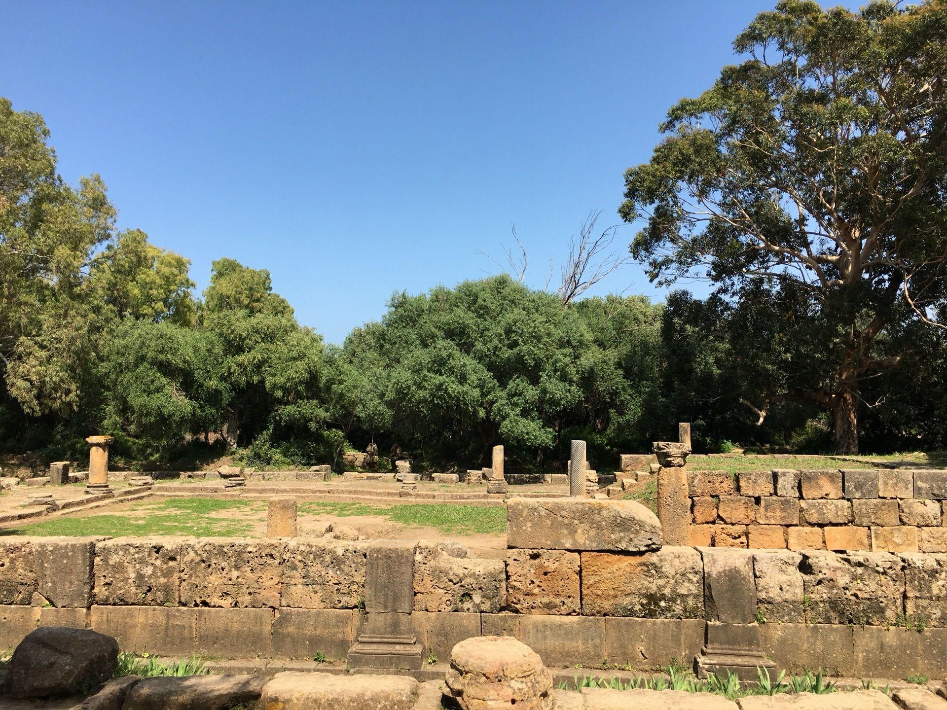 Ruine de Rome Tipaza