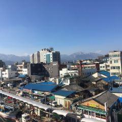 아바이 마을 여행 사진