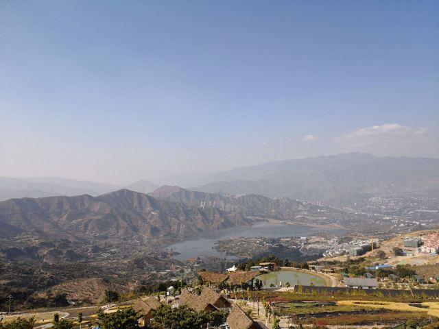 Huawu Renjian Scenic Area in Panzhihua