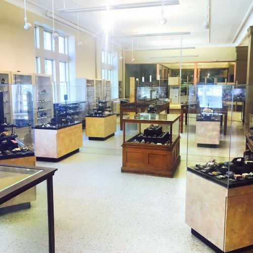 Miller Museum of Geology