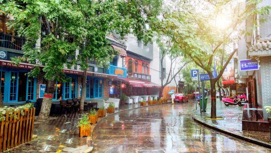 Fenxiang Alley