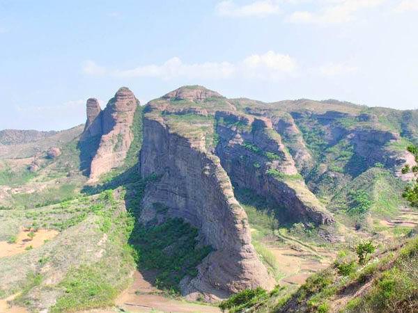 Hongshila Sceneic Area