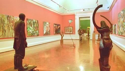 約翰內斯堡藝廊