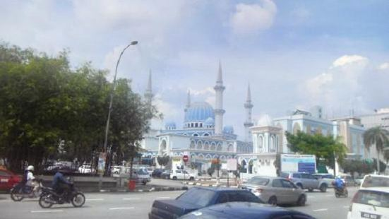 Masjid Sultan Ahmad Shah