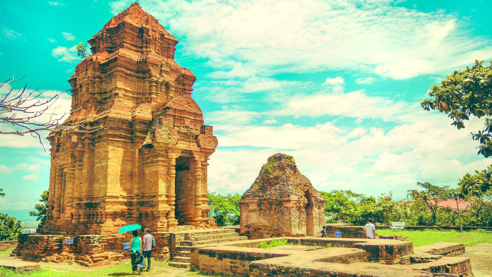 Poshanư塔
