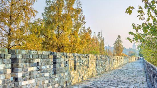 玄武門城牆
