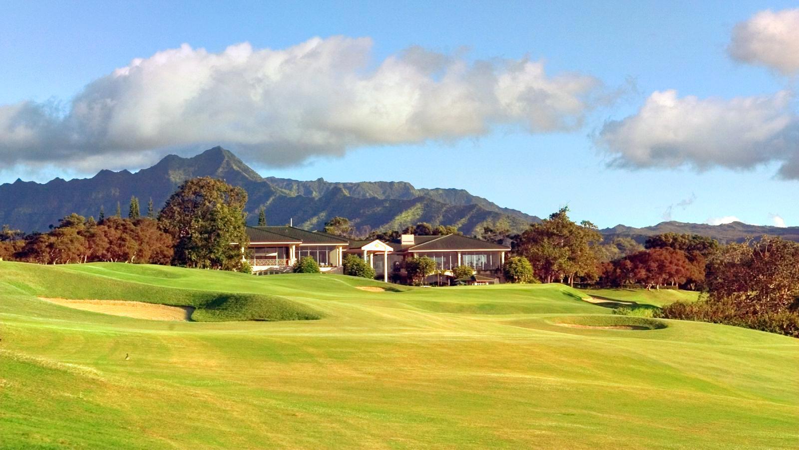 Kauai Golf Club - Prince Course