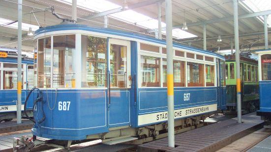 蘇黎世有軌電車博物館
