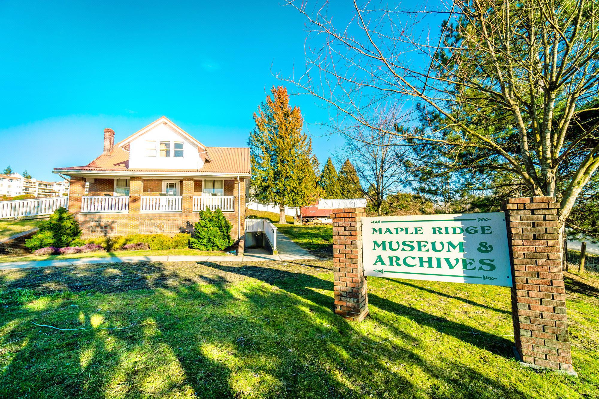 Maple Ridge Museum