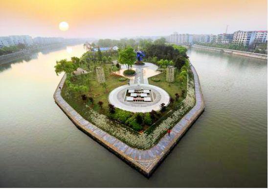 Zhuangyuanzhou Island