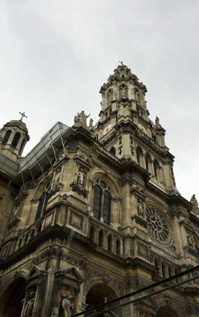 Eglise de la Sainte-Trinite