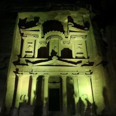 Petra By Night User Photo