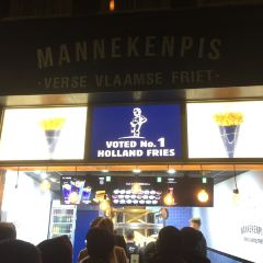 Manneken Pis Amsterdam User Photo