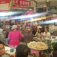 Gwangjang Market User Photo