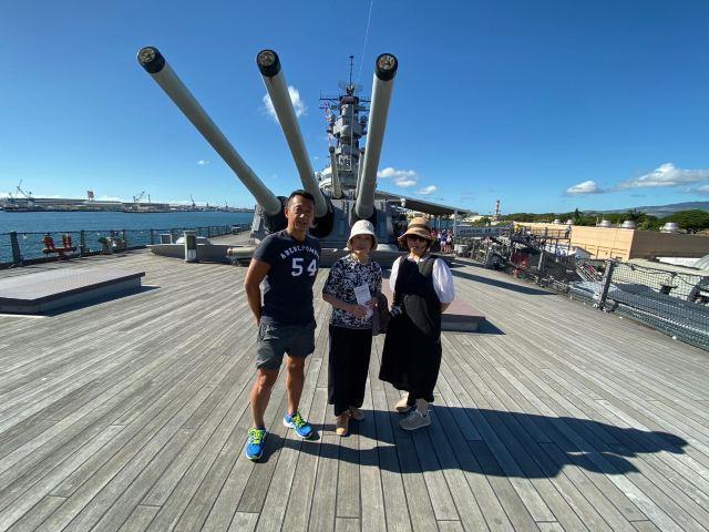 전함 미주리호 기념관