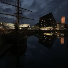 阿爾伯特船塢用戶圖片
