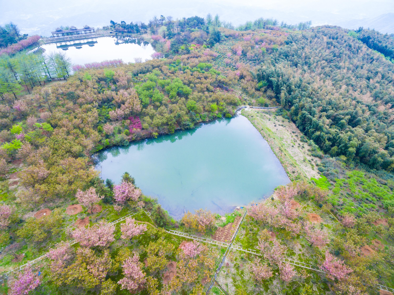Simingshan Geological Park Scenic Area