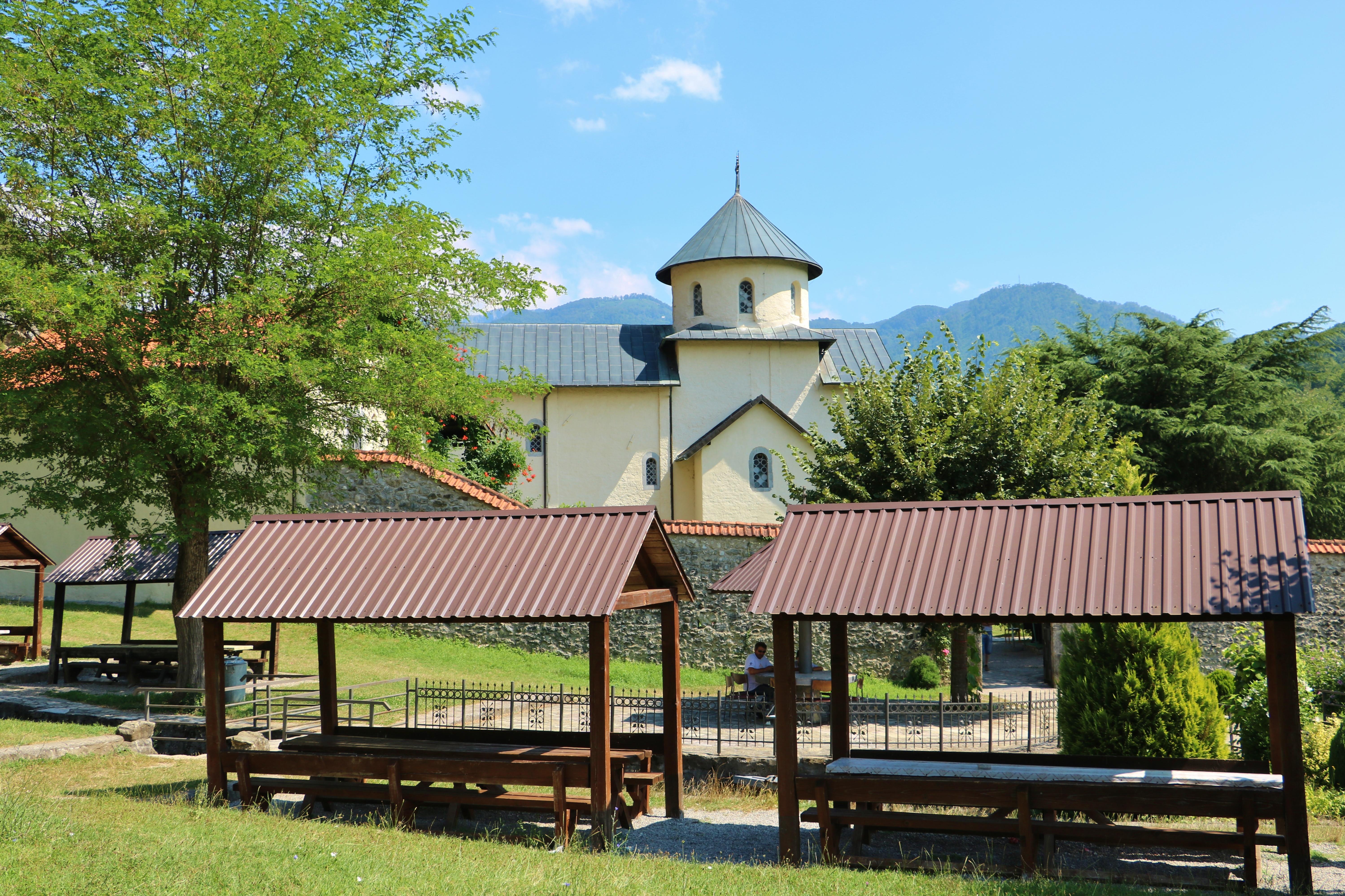 Mora?a Monastery