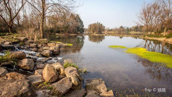 龍泓澗景區