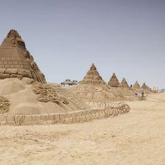 China Haiyang International Sand Sculpture Art Park (North Gate) User Photo