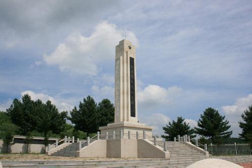 Xinkailing Zhanyi Monument