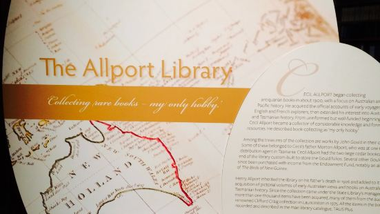 Allport Library and Museum of Fine Arts