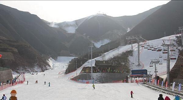 Phoenix Ridge Ski Resort at Baolong Mountain