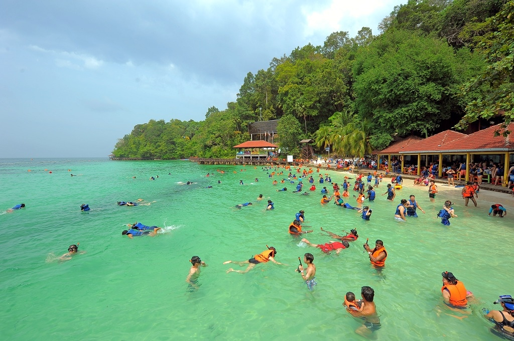 Pulau Payar Diving Tour