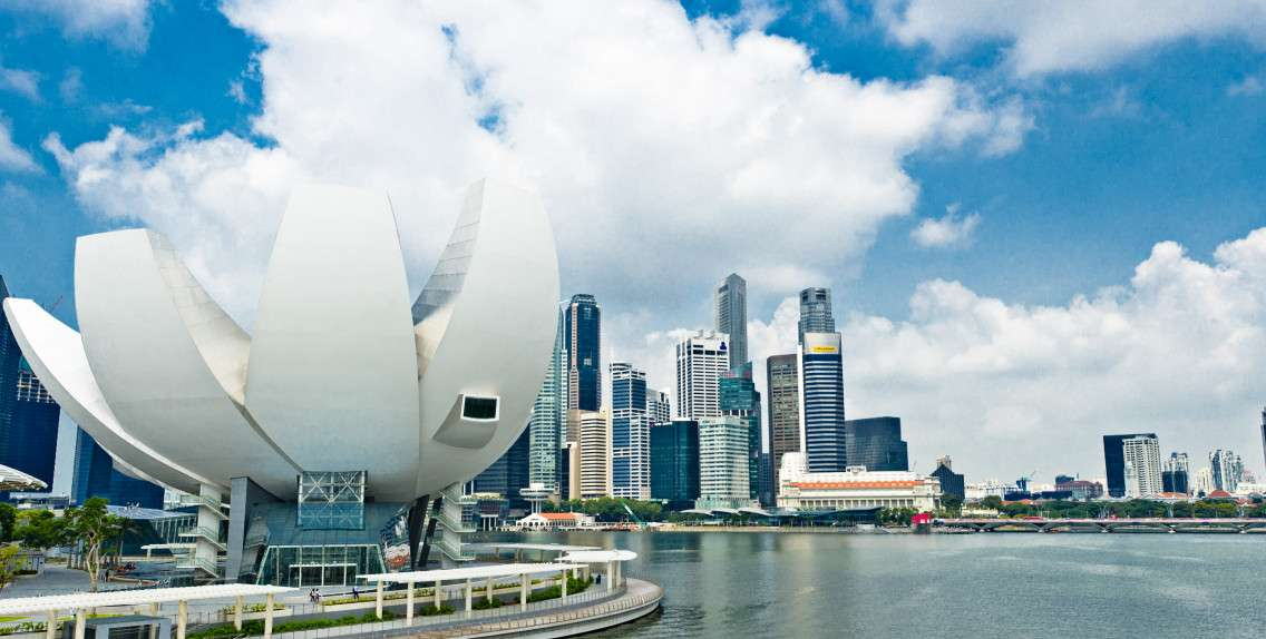 Singapore ArtScience Museum at Marina Bay Sands Ticket