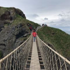 Carrick-A-Rede Rope Bridge User Photo