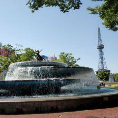 Hisaya Odori Park User Photo