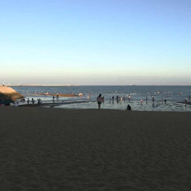 Lanshan Bathing Beach