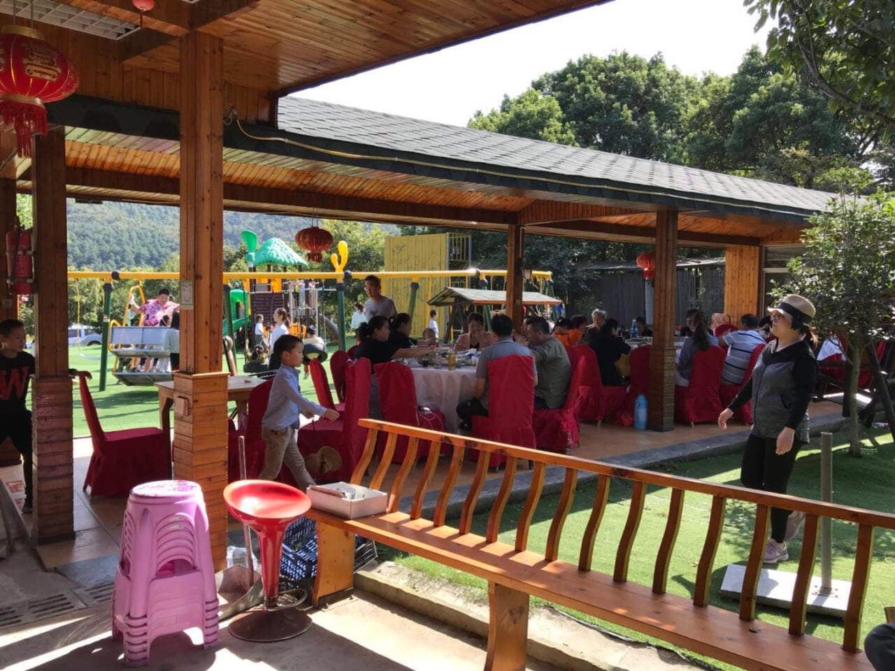 Wawu Mountain Villa