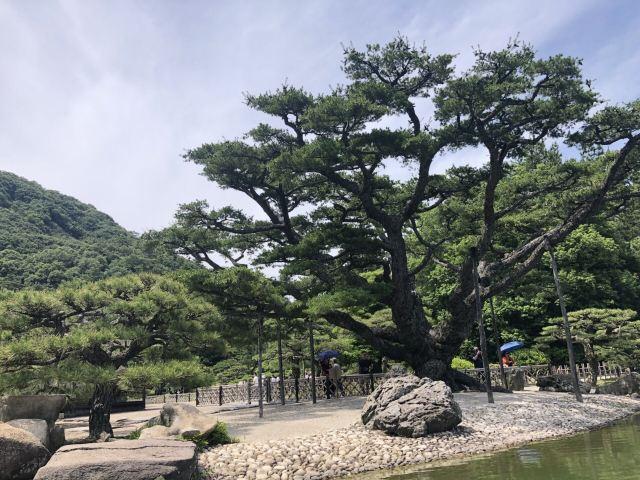 高松城址公園