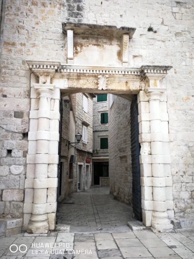 Trogir Historic Site