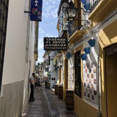 유대인 거리 여행 사진
