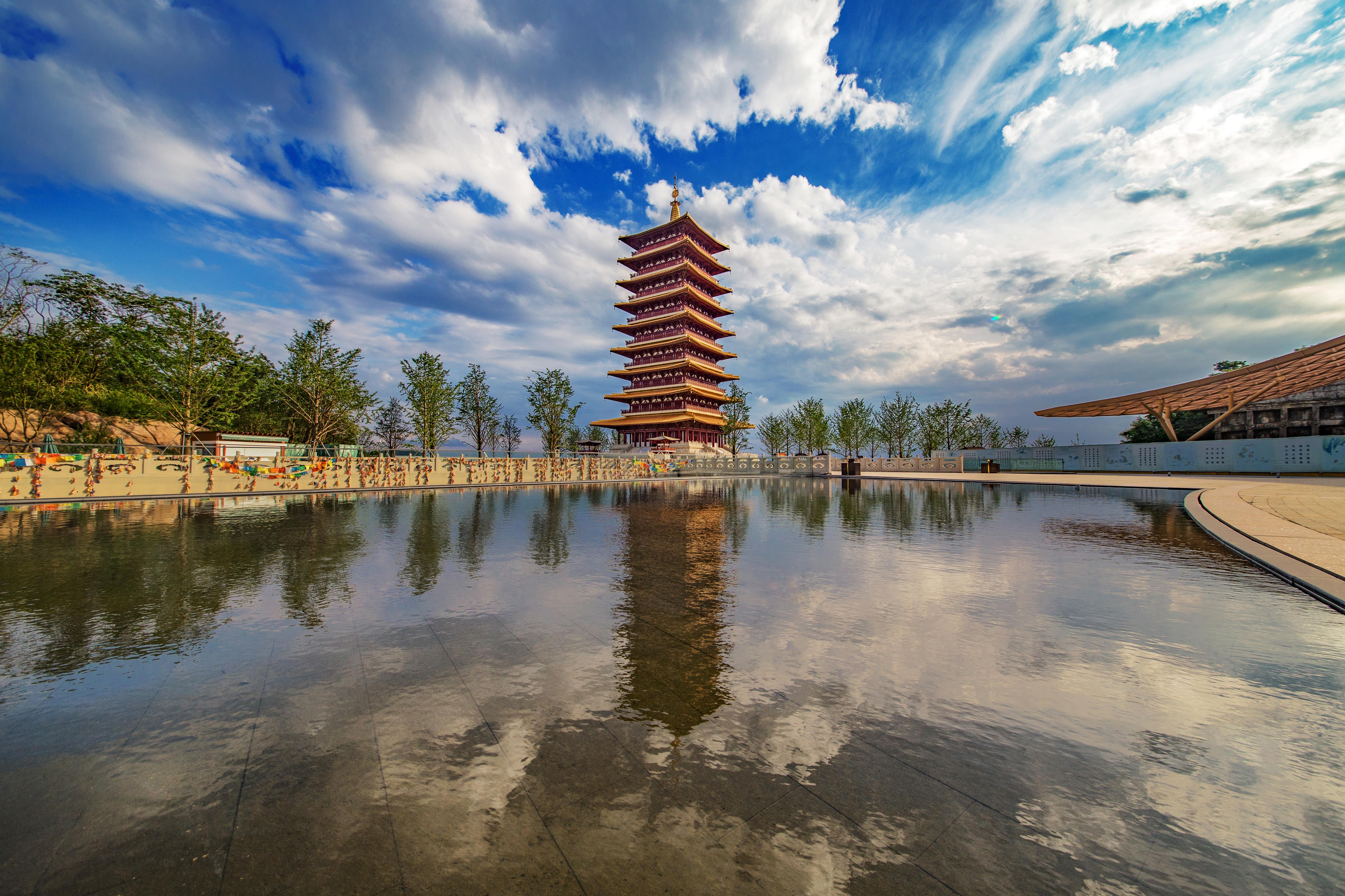 Niushou Mountain Cultural Tourism Zone Nanjing Ticket