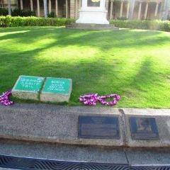 카메하메하 대왕 동상 여행 사진